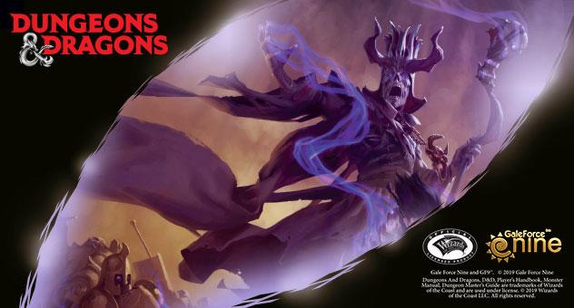Dungeons and Dragons Руководство мастера подземелий