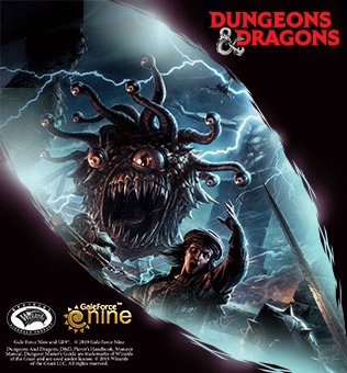 Dungeons & Dragons Энциклопедия чудовищ